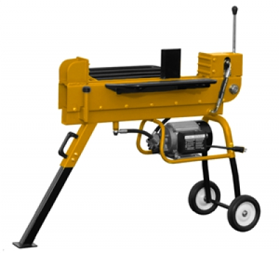 Bar 10 Ton Log Splitter